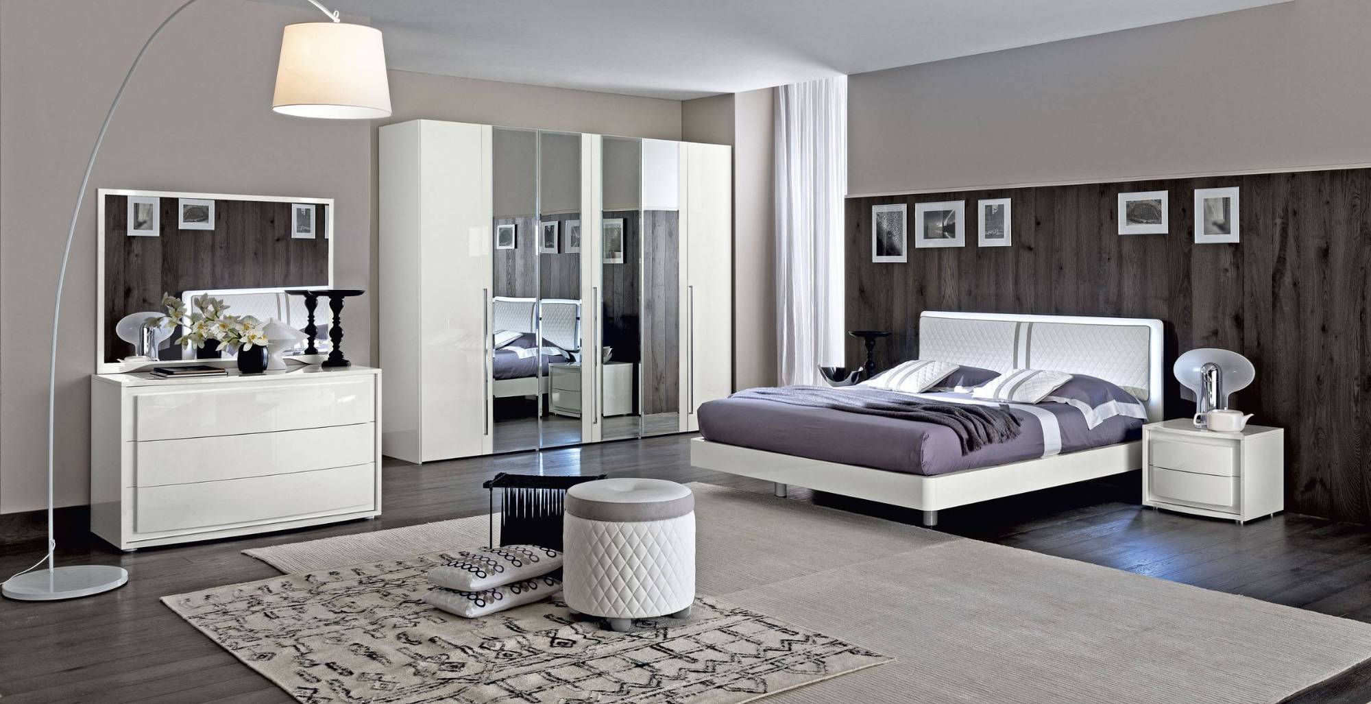 . MODERN STYLE BEDROOMS   Rim Modular Furniture